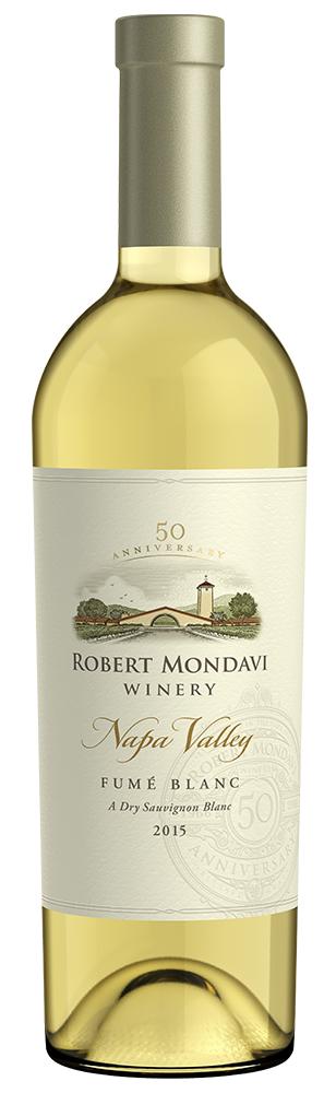 2015 Robert Mondavi Fumé Blanc